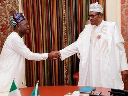 Governor Ortom Said He Is Not A Happy Man As President Buhari Gave This Directive.
