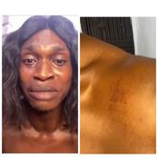 Read What Some Angry People Allegedly Did To This Male Cross-Dresser Because He Dressed Like A Lady