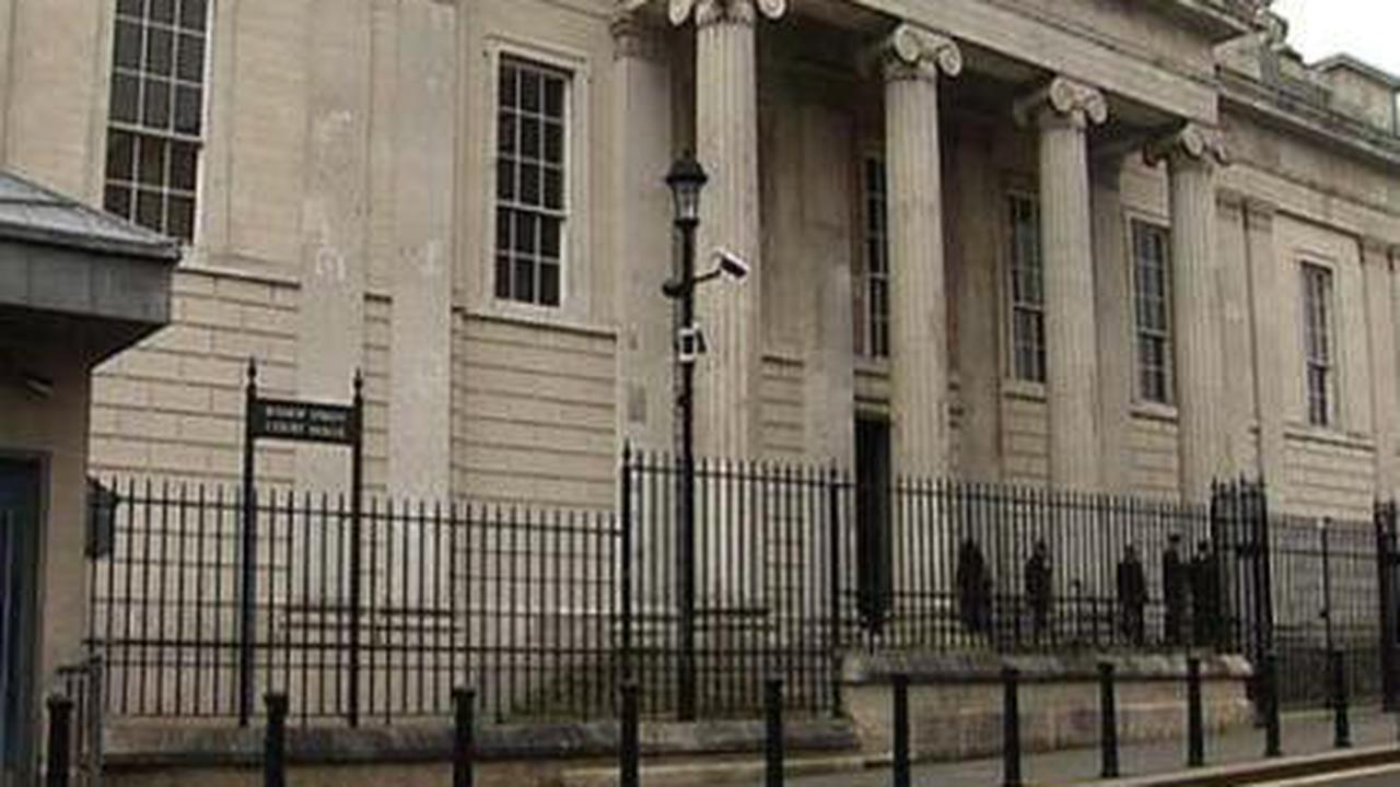 Derry man charged with raping a relative of his 11 years ago