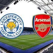 EPL: See player ratings, man of the match of Leicester City vs Arsenal's match