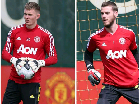 Manchester United's First Choice Goalkeeper Confirmed; See Why