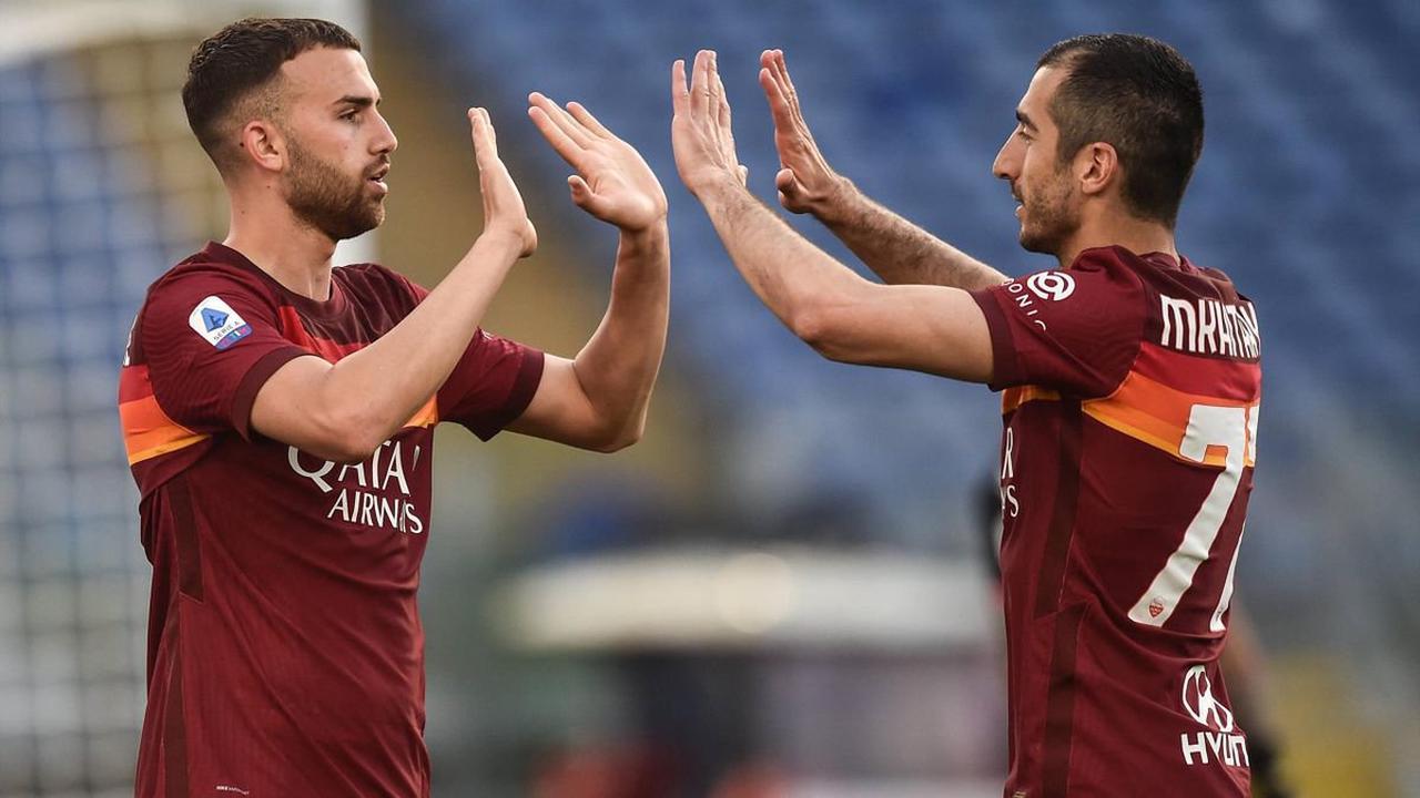 Football news - Roma thrash Crotone and keep faint Europa League qualification hopes alive