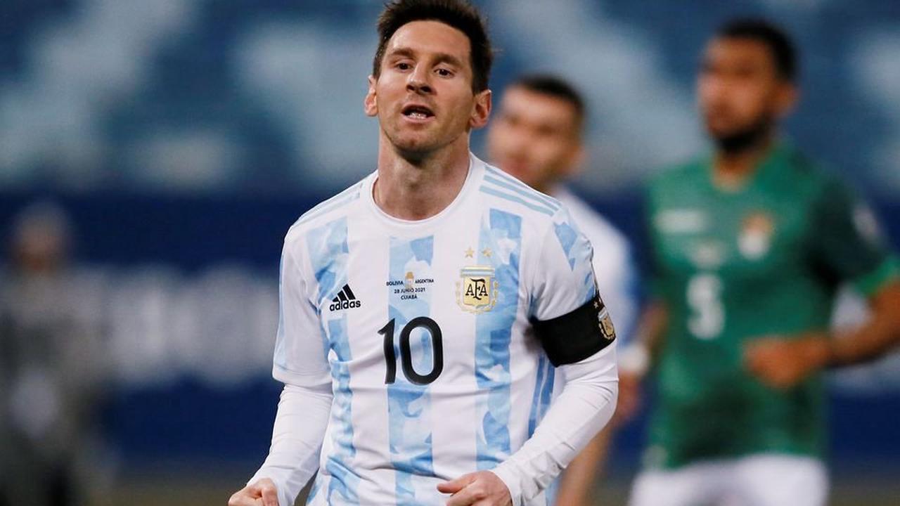 Brazil vs Argentina: Lionel Messi tops Neymar as stats rank Copa America's best players