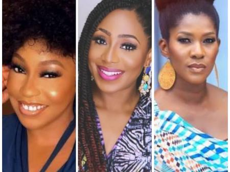 7 popular Nigeria actress that speaks English fluently in their movies.