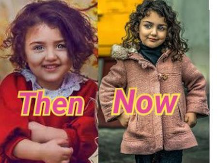 She Was Once Called The Cutest Girl In The World, Checkout How She Looks Like Now