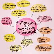 How to overcome negative thoughts and emotions