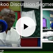 You Lined Up Bank Workers And Shot Them – Kwaku Baako Blows Dirty Secrets Of A Political Party