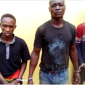 How These 3 Kidnappers Were Arrested By The Police While Planning To Rob People On A Popular Road