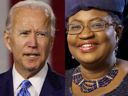 Top U.S. government officials urge Biden to support Nigerian Okonjo-Iweala as DG of WTO