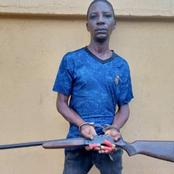 Vigilante Member Shoots An Innocent 28 Year Old Man In Lagos After Mistaking Him For An Armed Robber