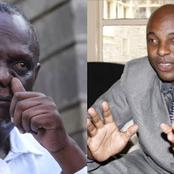 Kangata And Murathe Exchange Words Over BBI Politics & Ruto's Camp During Exclusive Interview