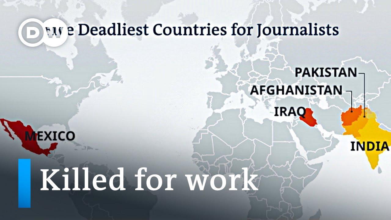 Watchdog report: 50 journalists killed in 2020