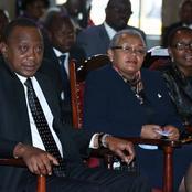 Kenyan Minister Who Opened Fire In Order to Save President Kenyatta