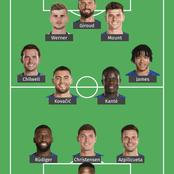 Chelsea Strongest Lineup That Should Start Against Everton