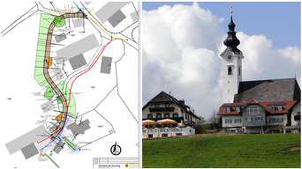Neue Straßenanbindung im Landschaftsschutzgebiet Ulrichshögl beschlossen