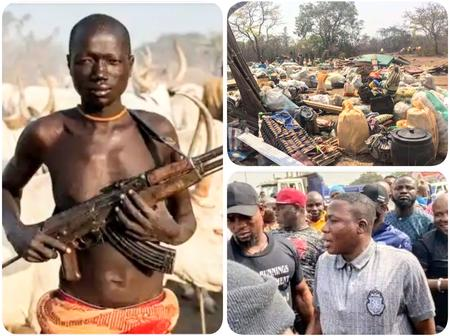 Oyo Farmers Can Now Return To Their Farmlands as Fulani Warlord Did The Unexpected