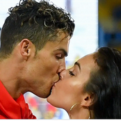 Stunning Photos Of Ronaldo, Messi, Okocha, Kanu Nwankwo And Their Beautiful Partners