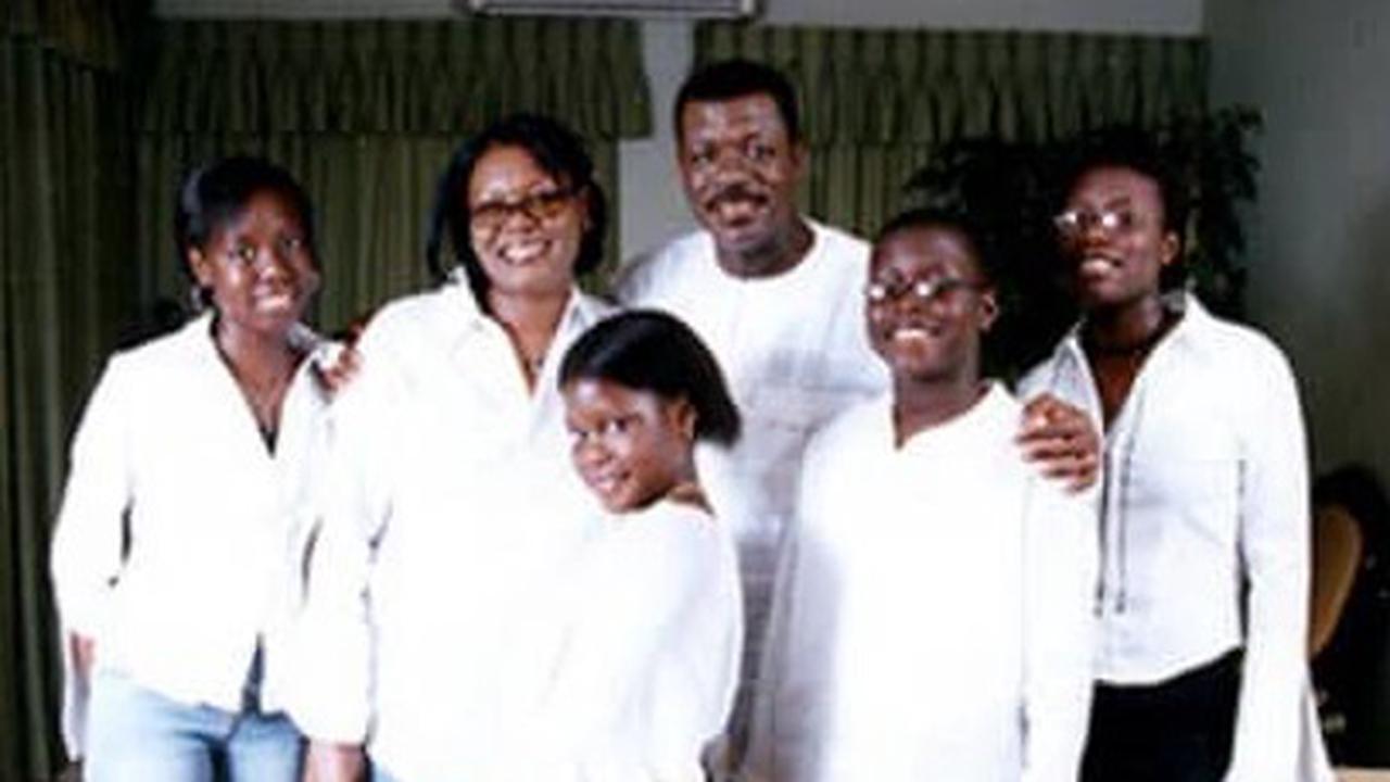 Meet the Beautiful Family of Pastor Mensah Otabil (Photos)
