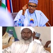 Buhari Blows Hot After Gumi Warned Reporters To Stop Calling Bandits Criminals, Zamfara Abduction