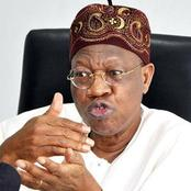 Lai Mohammed Breaks Silence, Says That EndSARS Protest, Others Made Twitter Shun Nigeria For Ghana