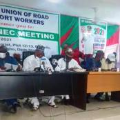 NURTW President Holds NEC Meeting, wish all the Muslims all over the Country a Happy Ramadan.