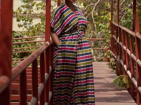 'She has a great sense of fashion'. See gorgeous photos of Mercy Johnson rocking different dresses