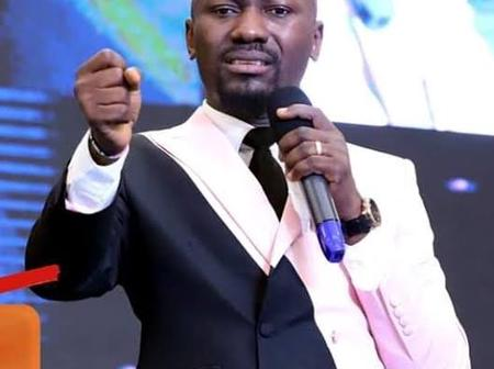 """I Know Some Pastors In This Country Who Have Unforgiving Spirits"" - Apostle Suleman"