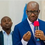 There Is No Oil Money Again, The Federal Government Had To Print N60 Billion In March - Obaseki Says