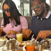 Voici les photos de Rudeboy déjeunant avec une fille après l'église qui suscitent des commentaires