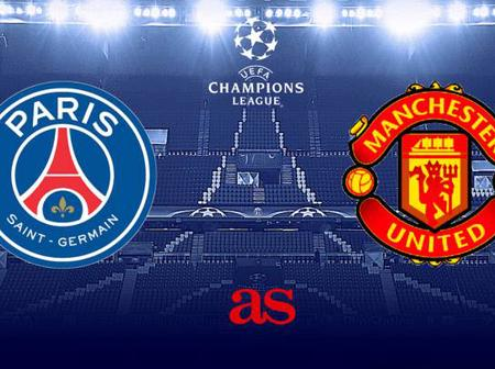 MAN UNITED V PSG: Predictions, Stats and all you need to know