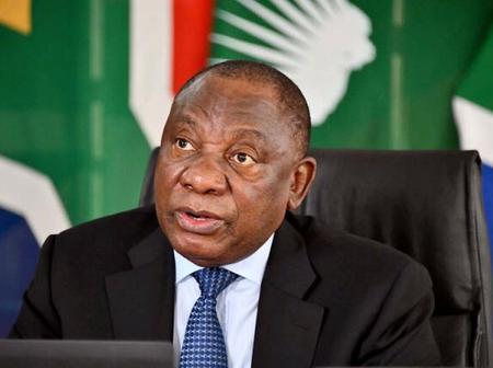 President Ramaphosa steps down at African Union