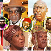 Checkout What Happened To These 21 Nollywood Stars That You Will Never See Again In New Movies