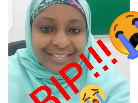 RIP!: See the Beautiful Photos of Bauchi Health Commissioner(FMR) who died this Morning