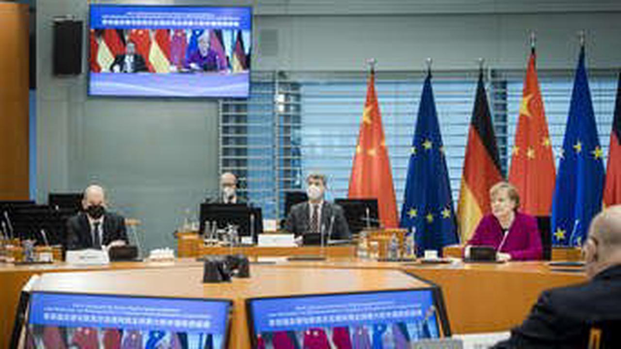 Deutsche China-Politik: Ausland erwartet härtere Linie für die Ära nach Angela Merkel