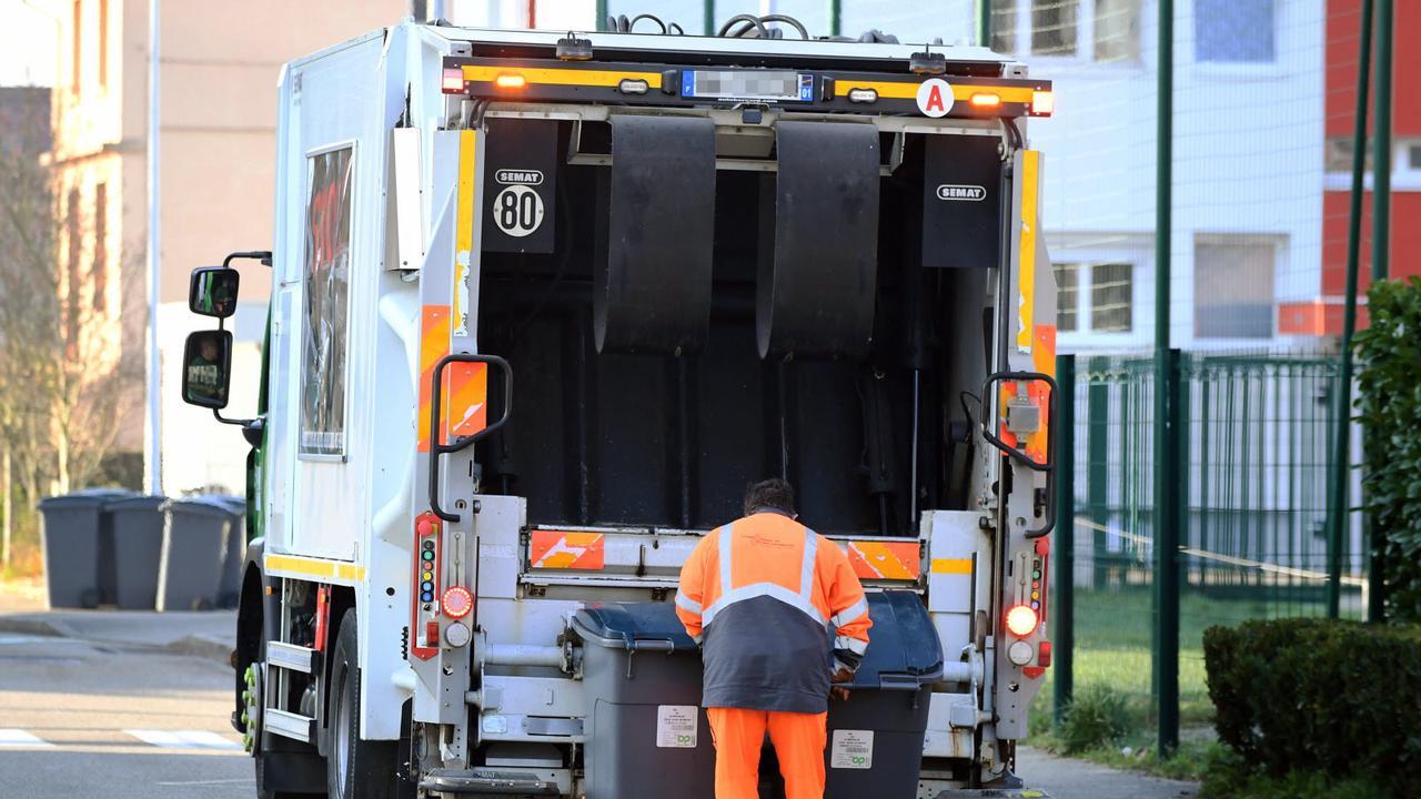 Agents testés positifs au Covid-19: la collecte des déchets se réorganise