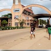 Students Are Unhappy As High Voltage Light Burn Electronic Appliances In Uniben School hostel.