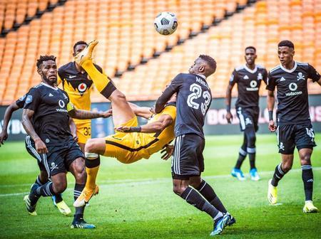 Ace Ngcobo Throws Bombshell On Samir Nurkovic's Goal