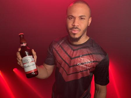 Ozo Is Not Just The New King Of Budweiser, Check Out What Else He Will Do