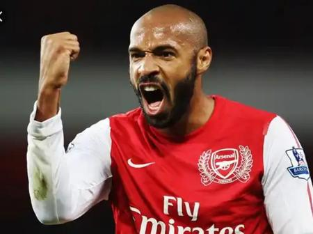 Arsenal Greatest Legend Thierry Henry Performance As a Football Manager alongside Victor Wanyama