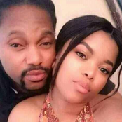 Check Out Sbu And His Real Girlfriend Picture's.They Are Couple Goals (see this)