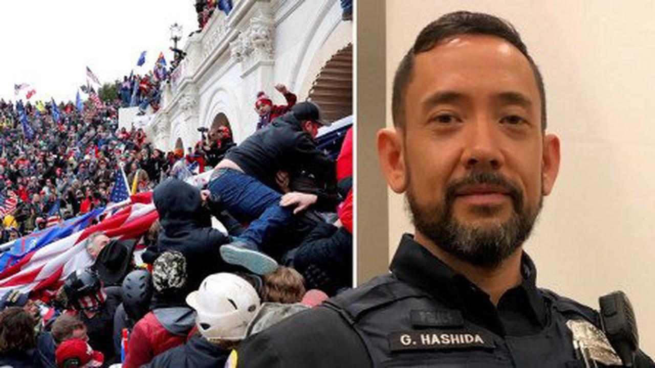 A third cop who responded to Capitol riot has died by suicide