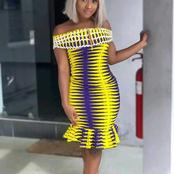 Check Out These Mind Blowing Photos Of Ankara Latest Outfits (Photso)