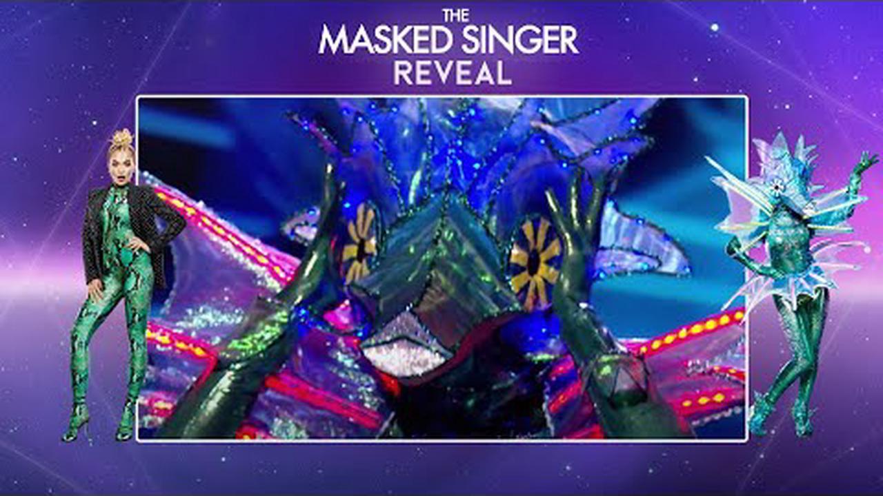 Spice Girls Singer Mel B Revealed As The Seahorse On 'The Masked Singer U.K.'