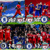 Chelsea will Play Against Liverpool Today, Check Out Their Last 4 Games
