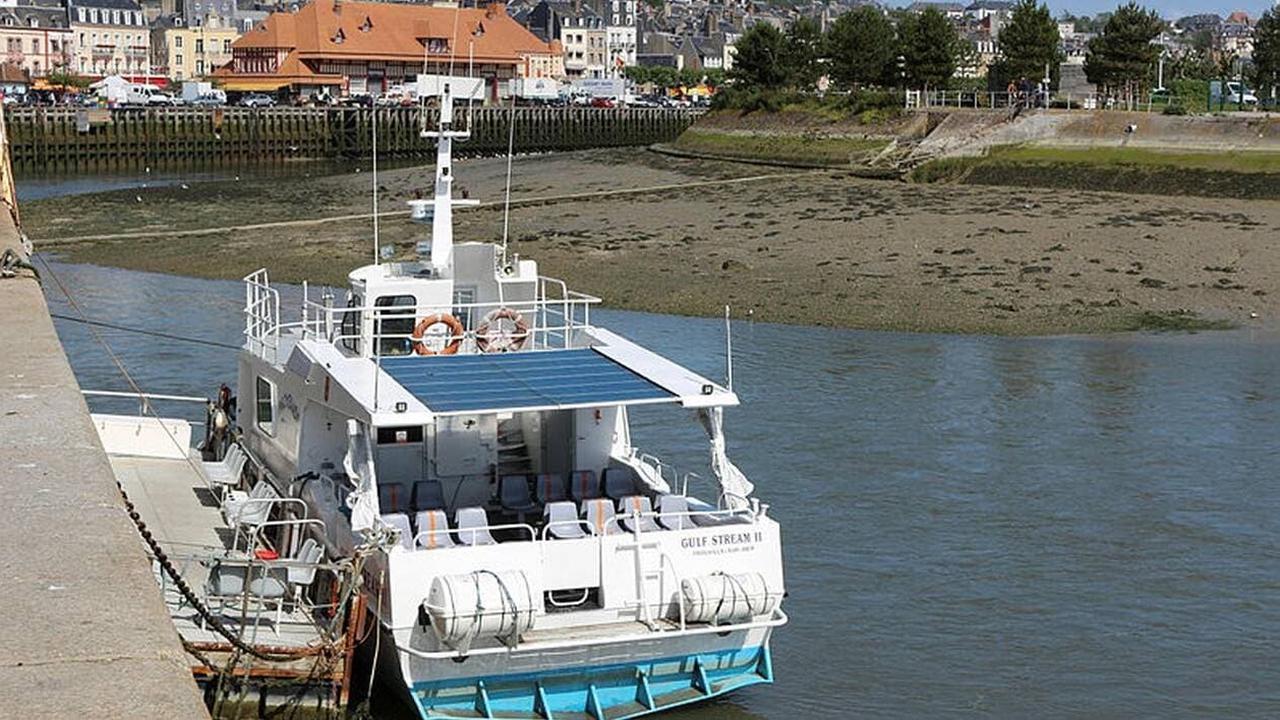 Les navettes pour aller de Trouville au Havre reprennent du service