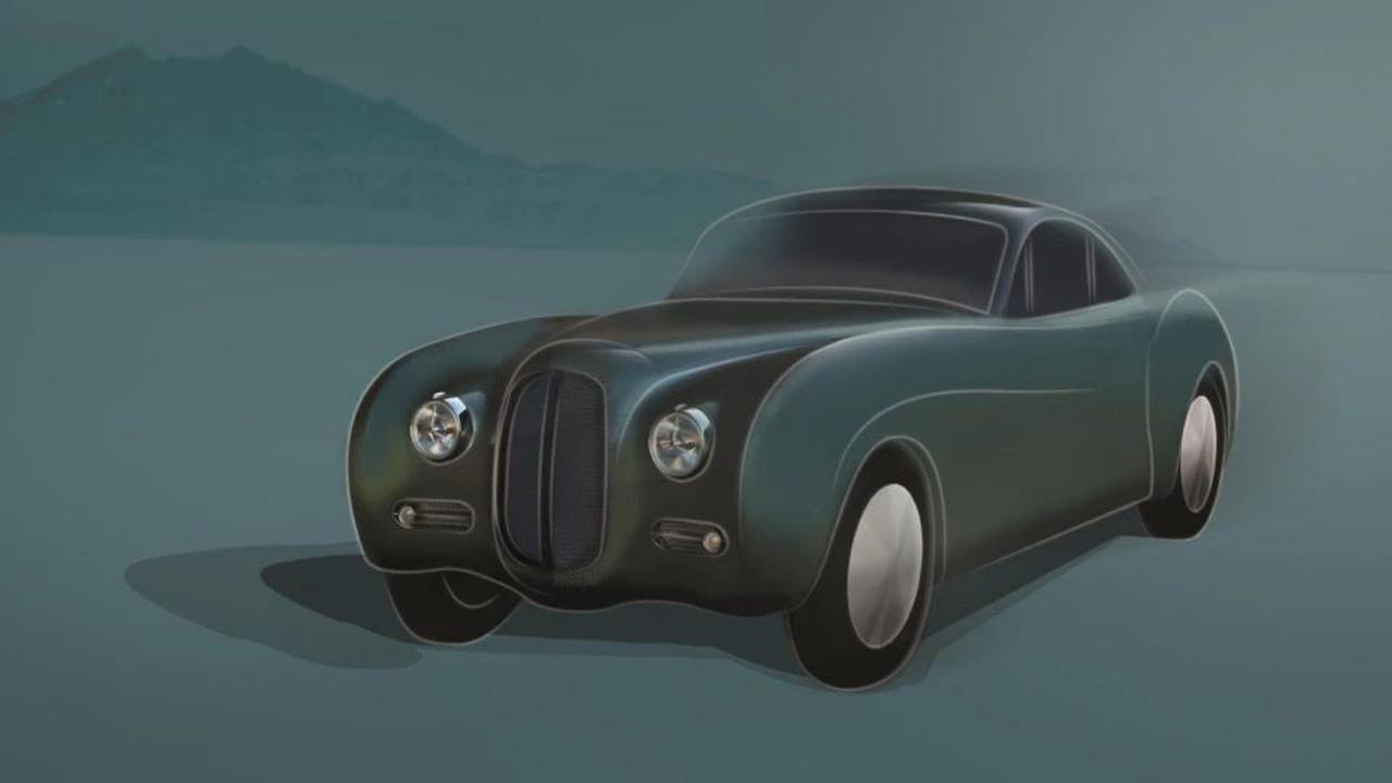Classic Bentley goes electric with the Bensport La Sarthe E