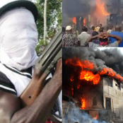 Today's Headlines: Fire Razes Another Popular Plank Market, Bandits Attack Travellers In Katsina