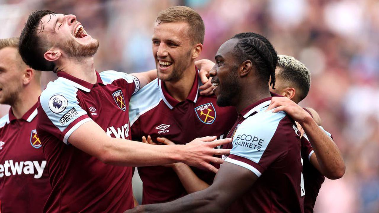 West Ham can fight on all fronts, says Vladimir Coufal as Hammers prepare to kick off in Europa League