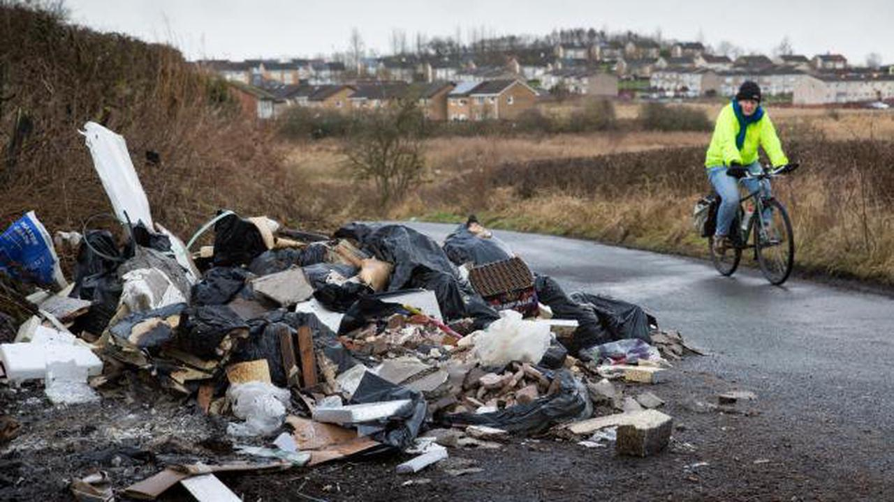 Letters: Litter problems could be eased with the use of technology and the creation of wardens