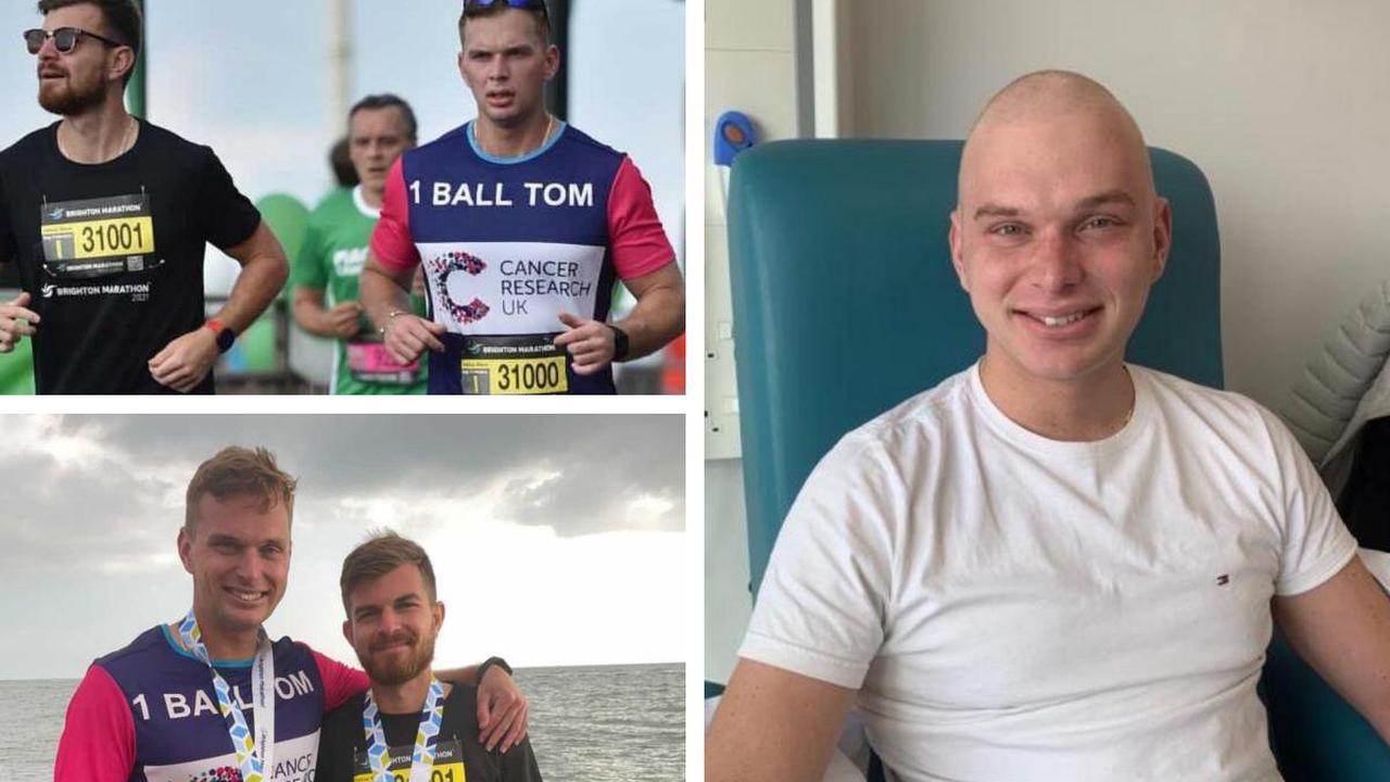 Clacton cancer survivor, 24, completes Brighton Marathon